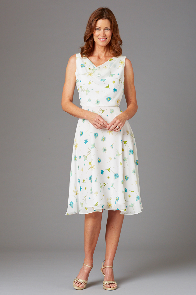 Siri Dresses-Garden Stroll Dress 5511-San Francisco-California