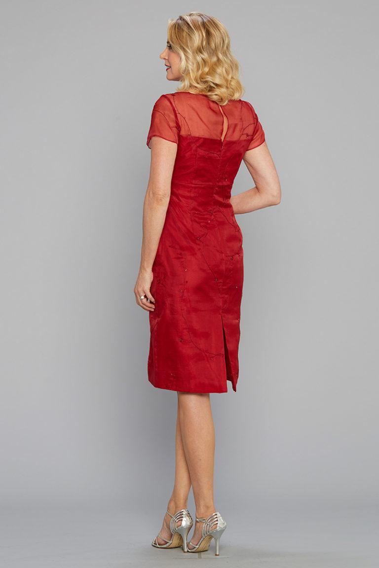 Siri - Cocktail Dresses - Ozaki Dress 5541