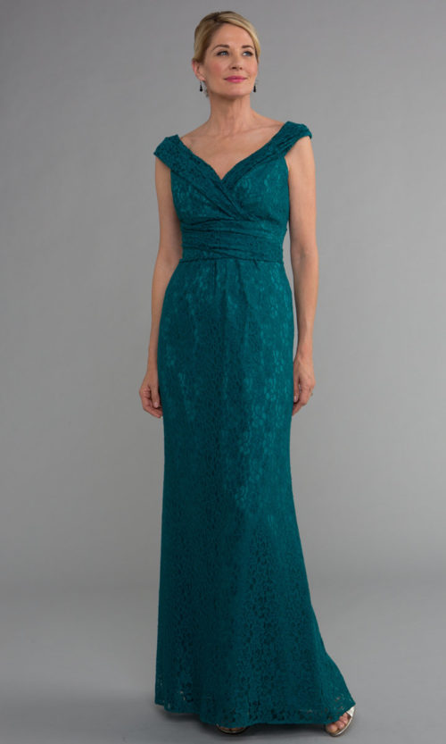 Siri - San Francisco Special Occasion Gowns - Corrina Gown 5553