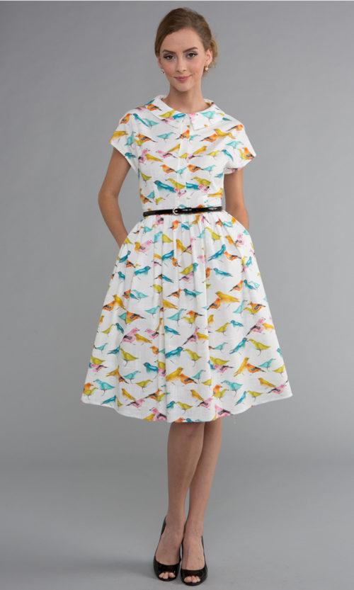 Siri - San Francisco Dresses - Polly Dress 5563