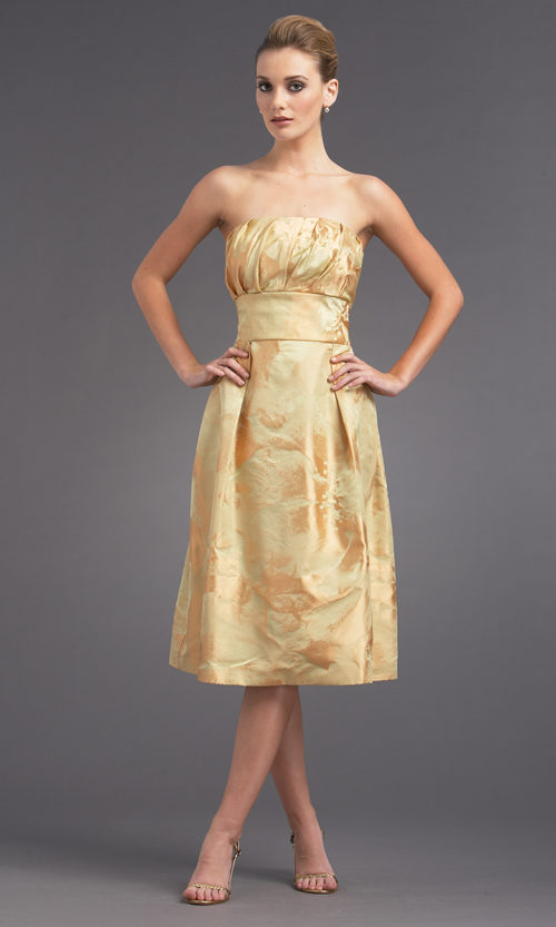 Siri - San Francisco - Special Occasion Dresses - Luxembourg Garden Dress 5760