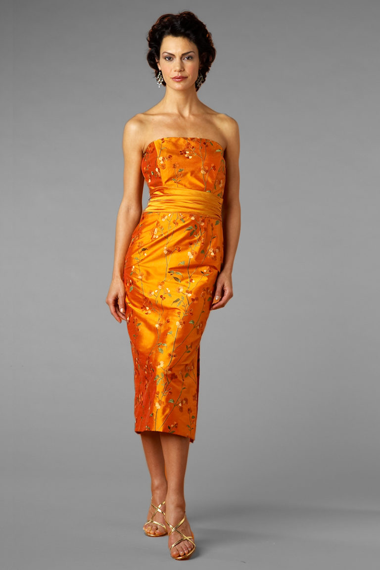 Siri - San Francisco - Cocktail Dresses - Obi Hepburn Dress 5786