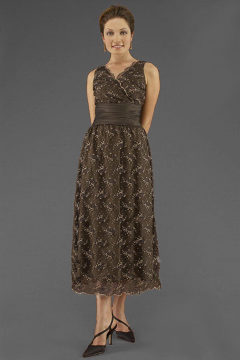 Siri - Cocktail Dresses - Seville Ankle Dress 5790