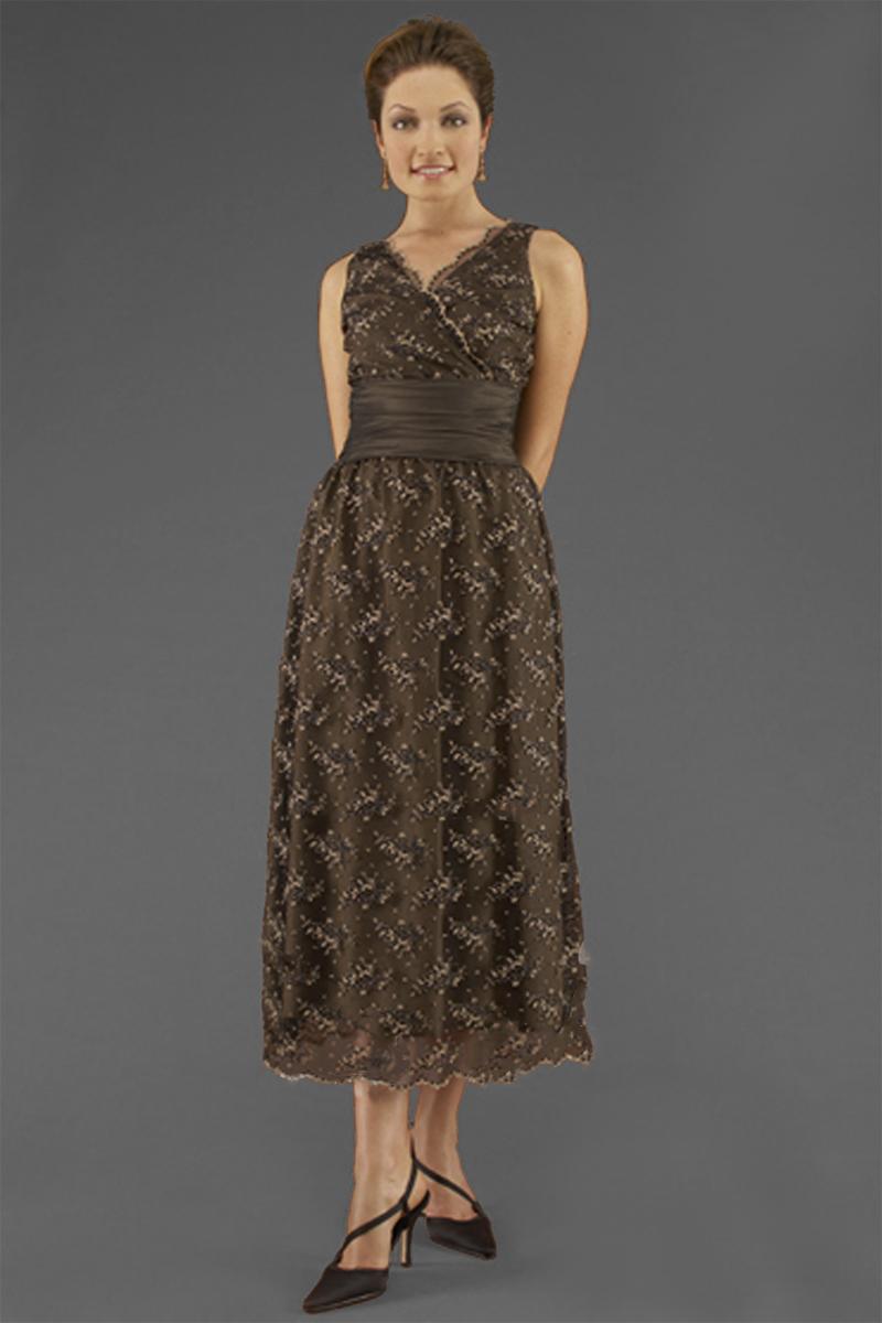 Seville Ankle Dress 5790 - Siri Dresses
