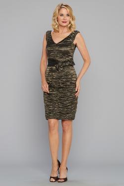 Siri - San Francisco Cocktail Dresses - City Chic Dress 5945