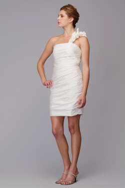Siri - San Francisco Bridal Dresses - Santa Cruz Sheath 9343