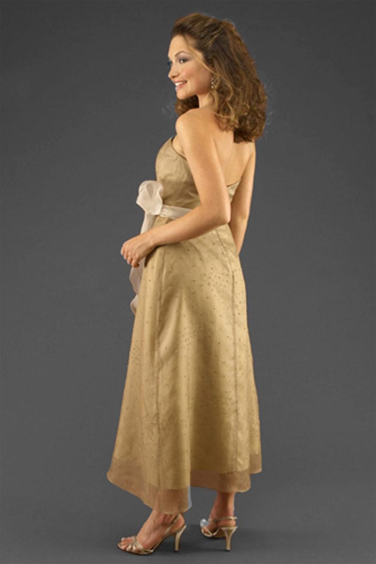Siri - San Francisco Gowns - Tiffany Ankle Dress 9556