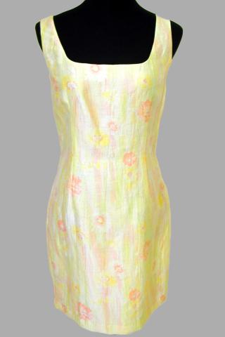 Siri - San Francisco Day Dresses - Scooped Sheath 4469