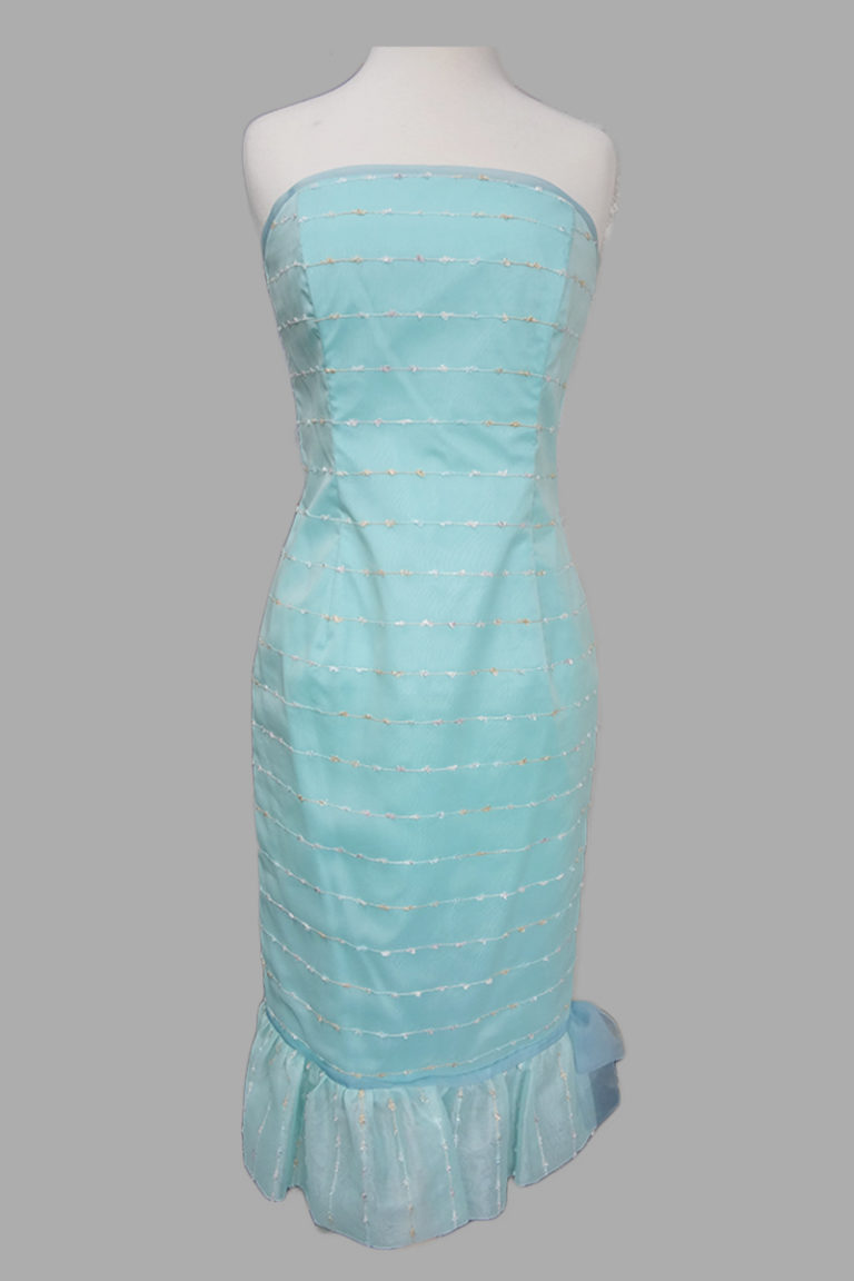 Siri - San Francisco Special Occasion Dresses - Trumpet Cocktail Dress 5453