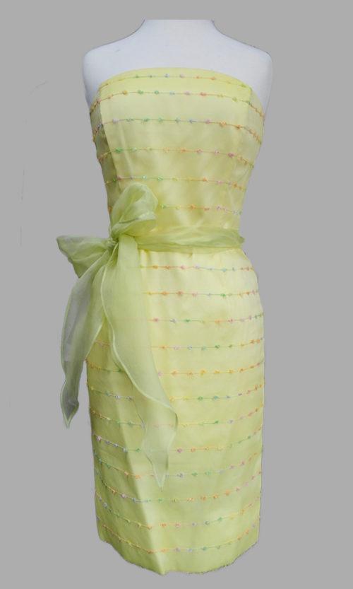 Siri - San Francisco Cocktail Dresses - Strapless Hepburn 5462