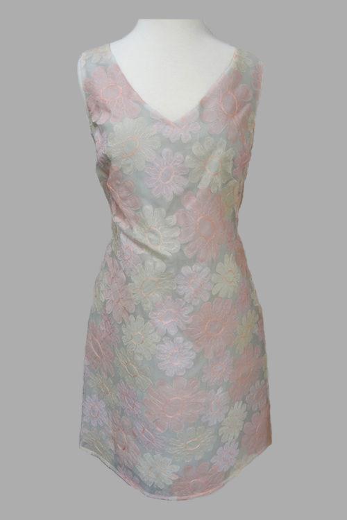 Siri - San Francisco Special Occasion Dresses - Mini V Dress 5649