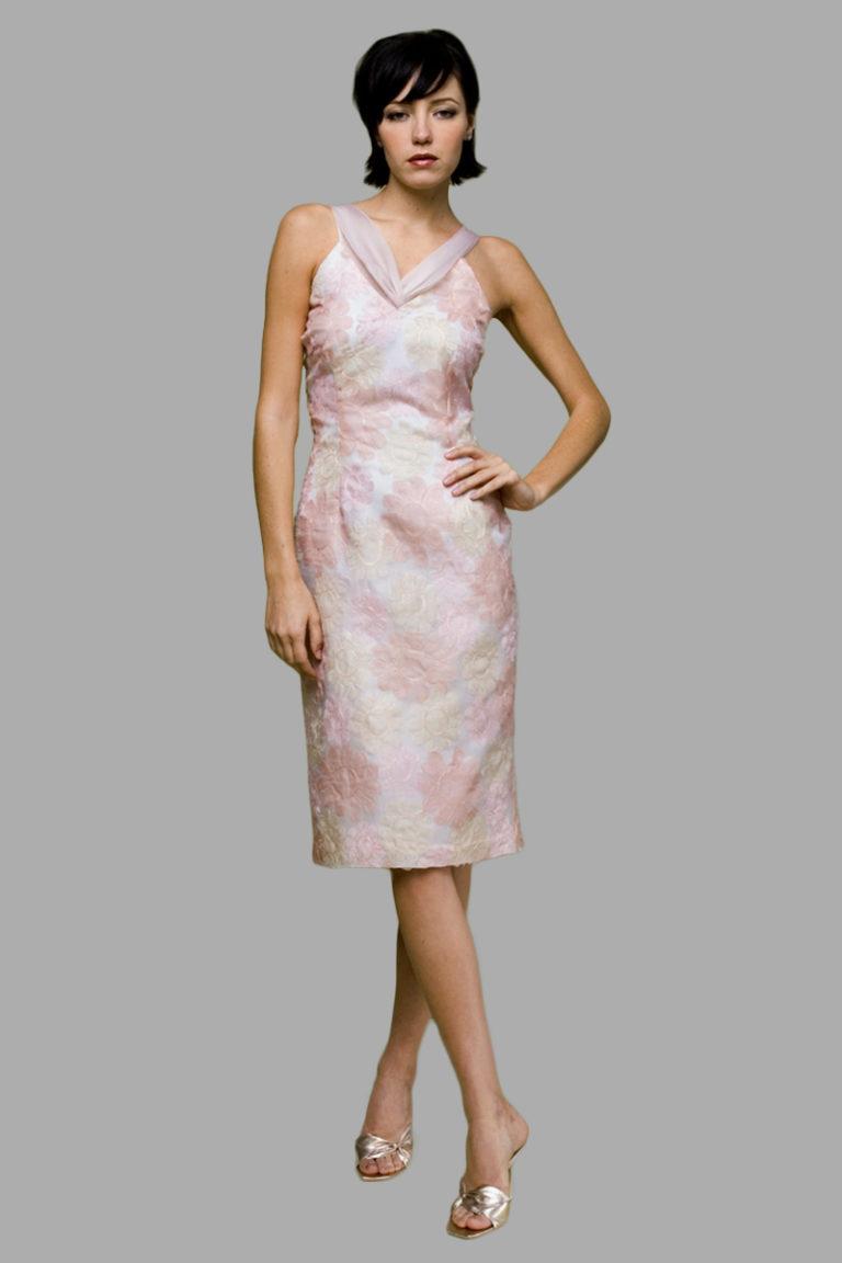 Siri - San Francisco Special Occasion Dresses - Palm Springs Sheath 5657
