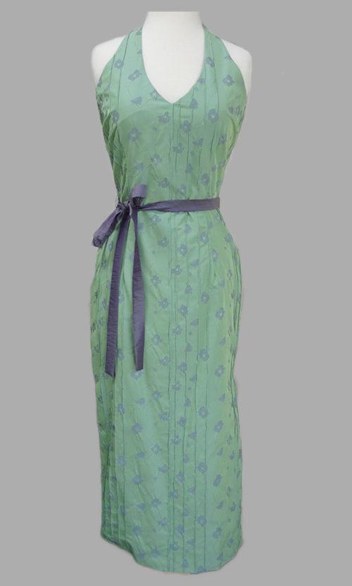 Siri - San Francisco Day Dresses - Halter Sheath 5671
