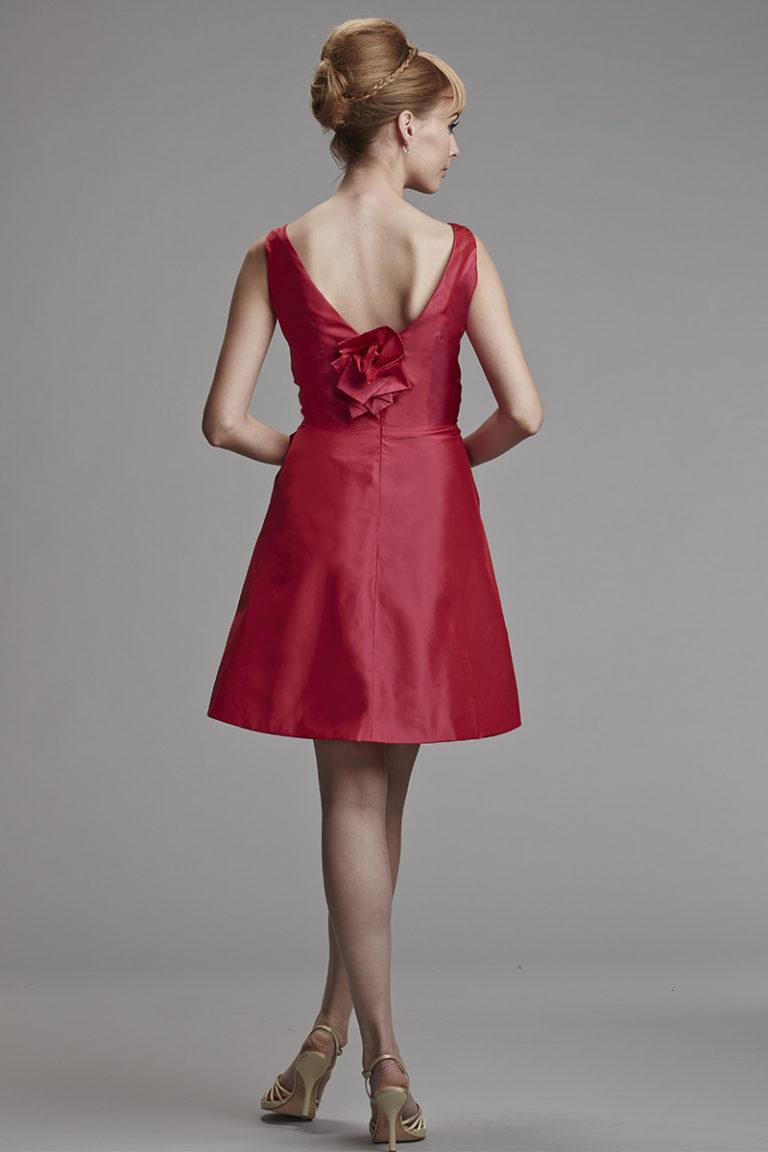 Siri Dresses-Maggie Dress 5915-TFS-Cherry-San Francisco-California