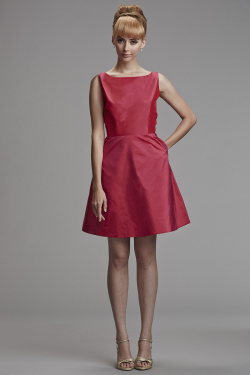 Siri Dresses-Maggie Dress 5915-TFS-Cherry-San Francisco-California