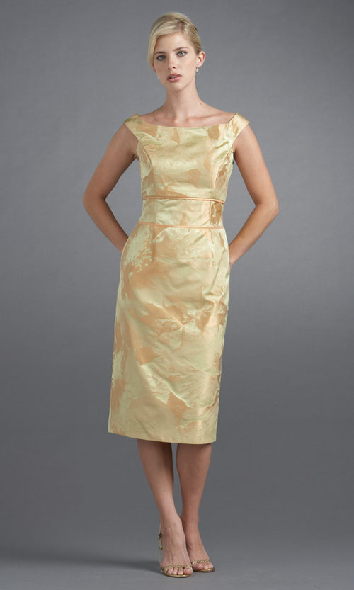 Siri - San Francisco Special Occasion Dresses - Venetian Cocktail Dress 5961