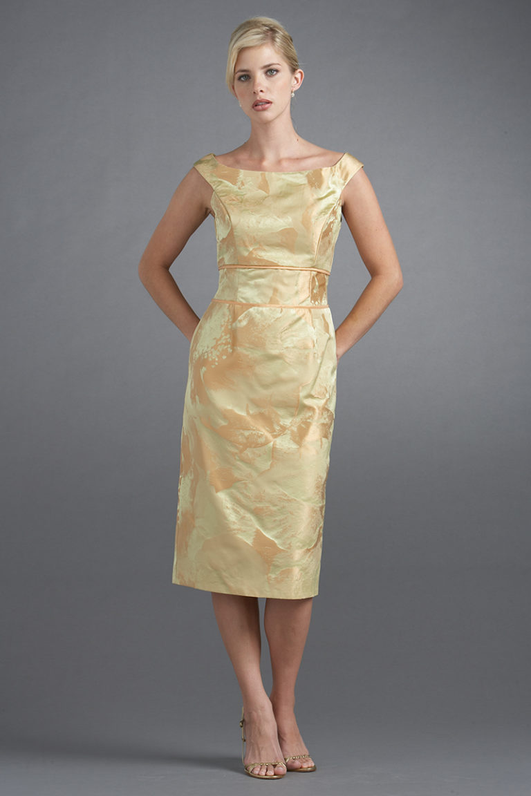 Siri - San Francisco Special Occasion Dresses - Venetian Cocktail Dress 5961