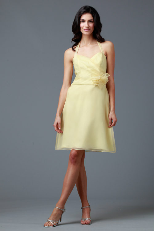 Siri - San Francisco Special Occasion Dresses - Allegro Halter Dress 9216