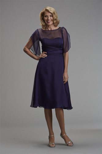 Mother of the Bride Dresses with Sleeves - Siri Dresses