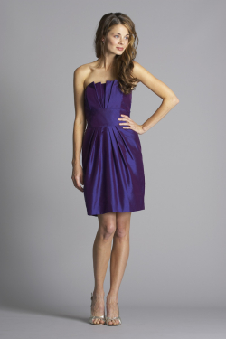 Siri - San Francisco Special Occasion Dresses - Lotus Dress 9505