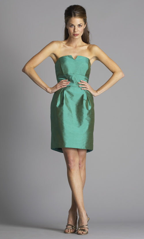 Siri - San Francisco Special Occasion Dresses - Paulette Dress 9508