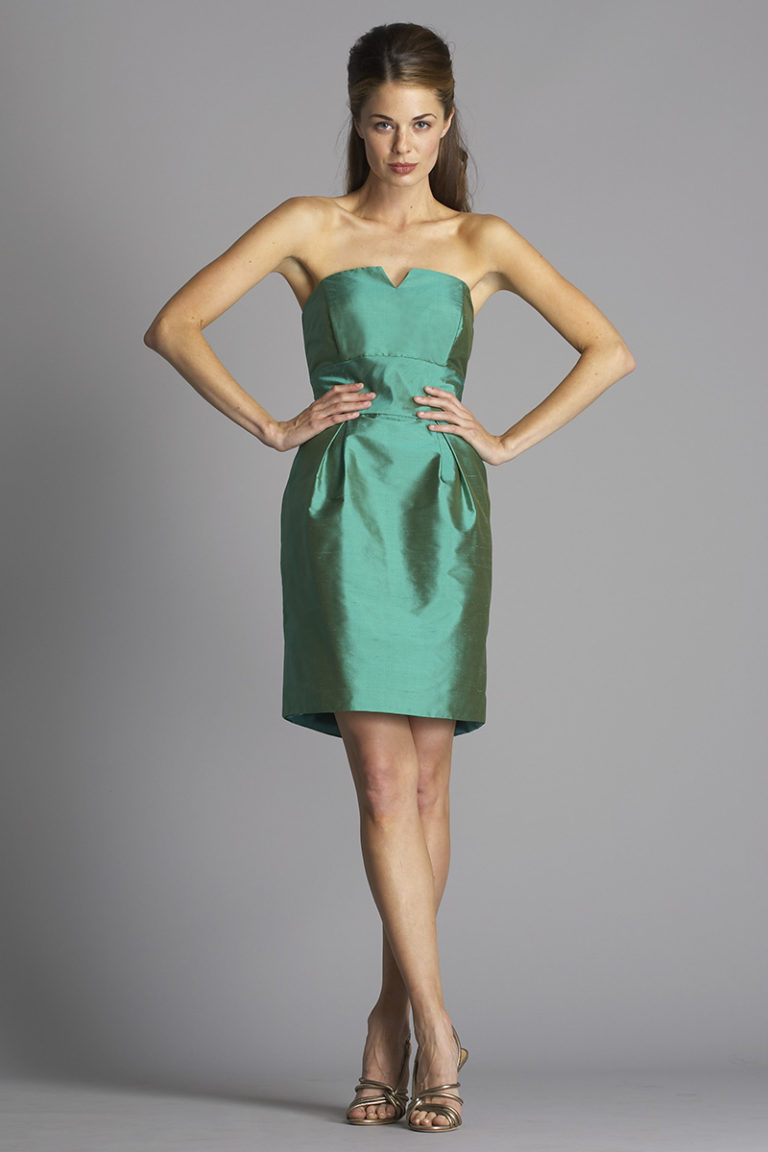 Siri - San Francisco Special Occasion Dresses - Paulette Dress 9508