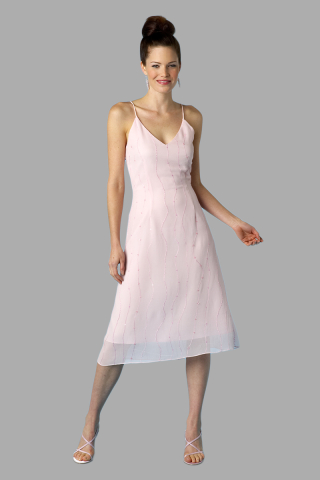 Siri - San Francisco Special Occasion Dresses - Charlotte Slip Dress 9564