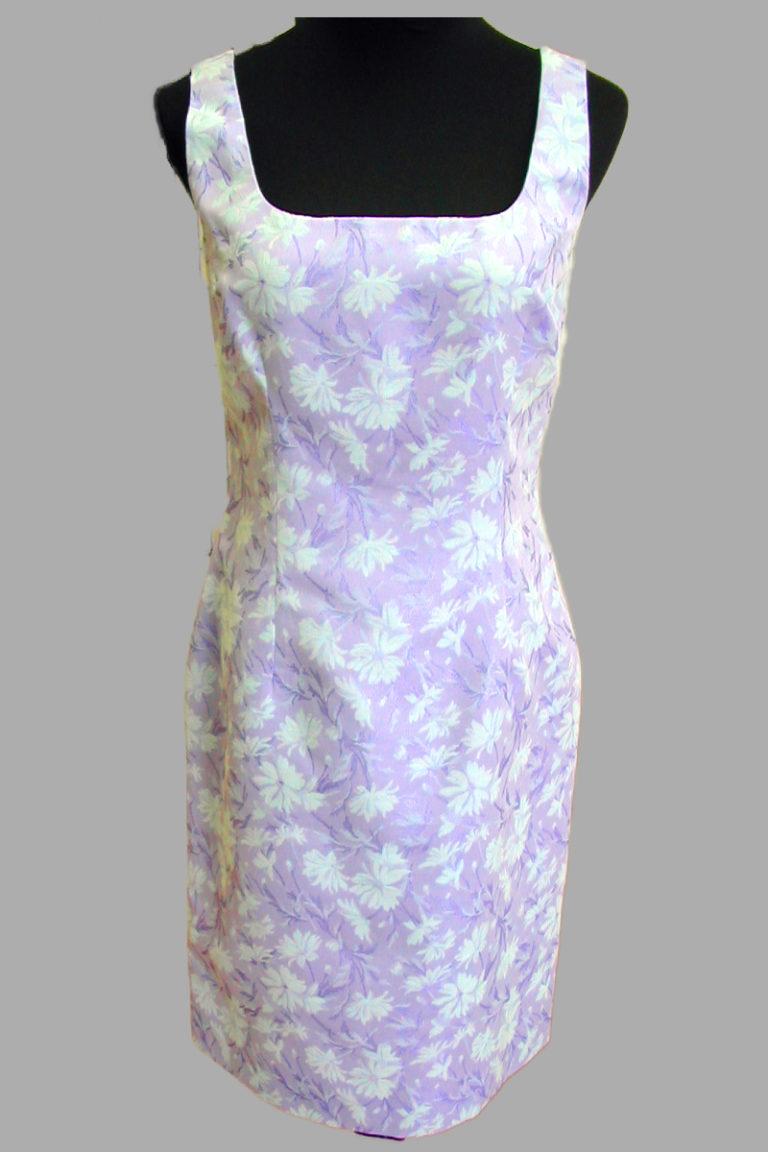 Siri - San Francisco Day Dresses - Dresses - Scooped Sheath 5241