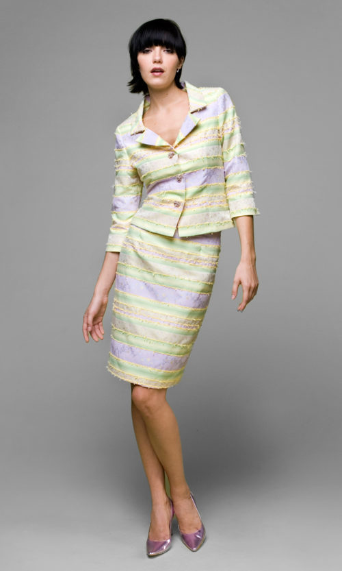 Siri - Women's Suit - Jacket - San Francisco Cocktail Dresses - Beverly Hills Suit 5605