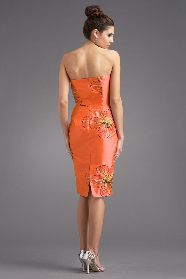 Siri - Cocktail Dresses - San Francisco Cocktail Dresses - Island Sheath 5746