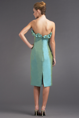 Siri - San Francisco Cocktail Dresses - Cocktail Dresses - Ruffled Sheath 5840