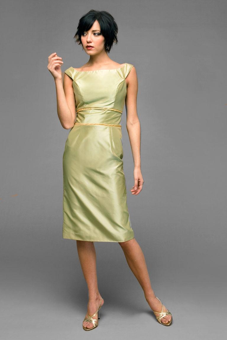 Siri - Separates - Women's Suits - San Francisco Cocktail Dresses - Venetian Cocktail Dress 5961 Ruched Portrait Jacket 5804