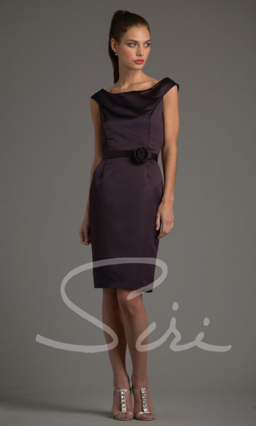 Siri - Special Occasion Dresses - Portrait Hepburn Dress 9329 - San Francisco