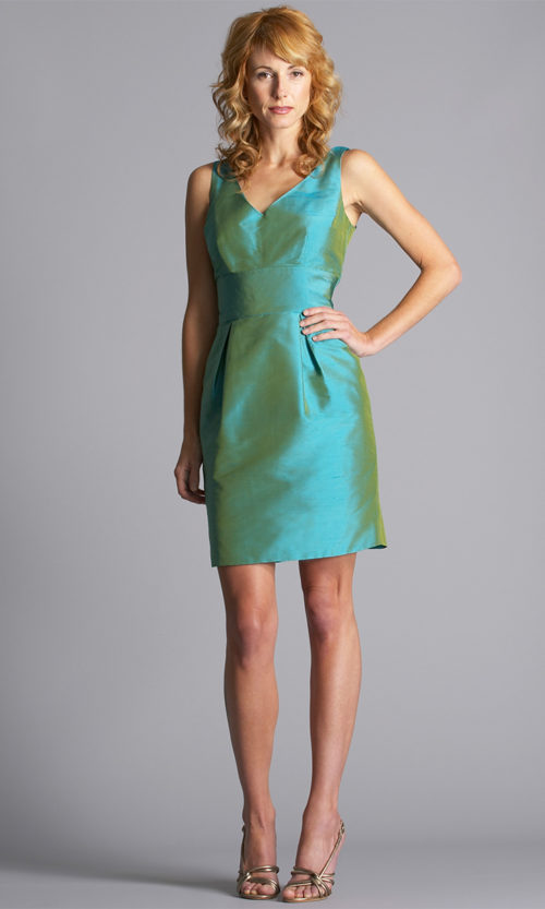 Siri - San Francisco Cocktail Dresses - Cocktail Dress - Bridesmaids Dress - Yvette Dress 9509