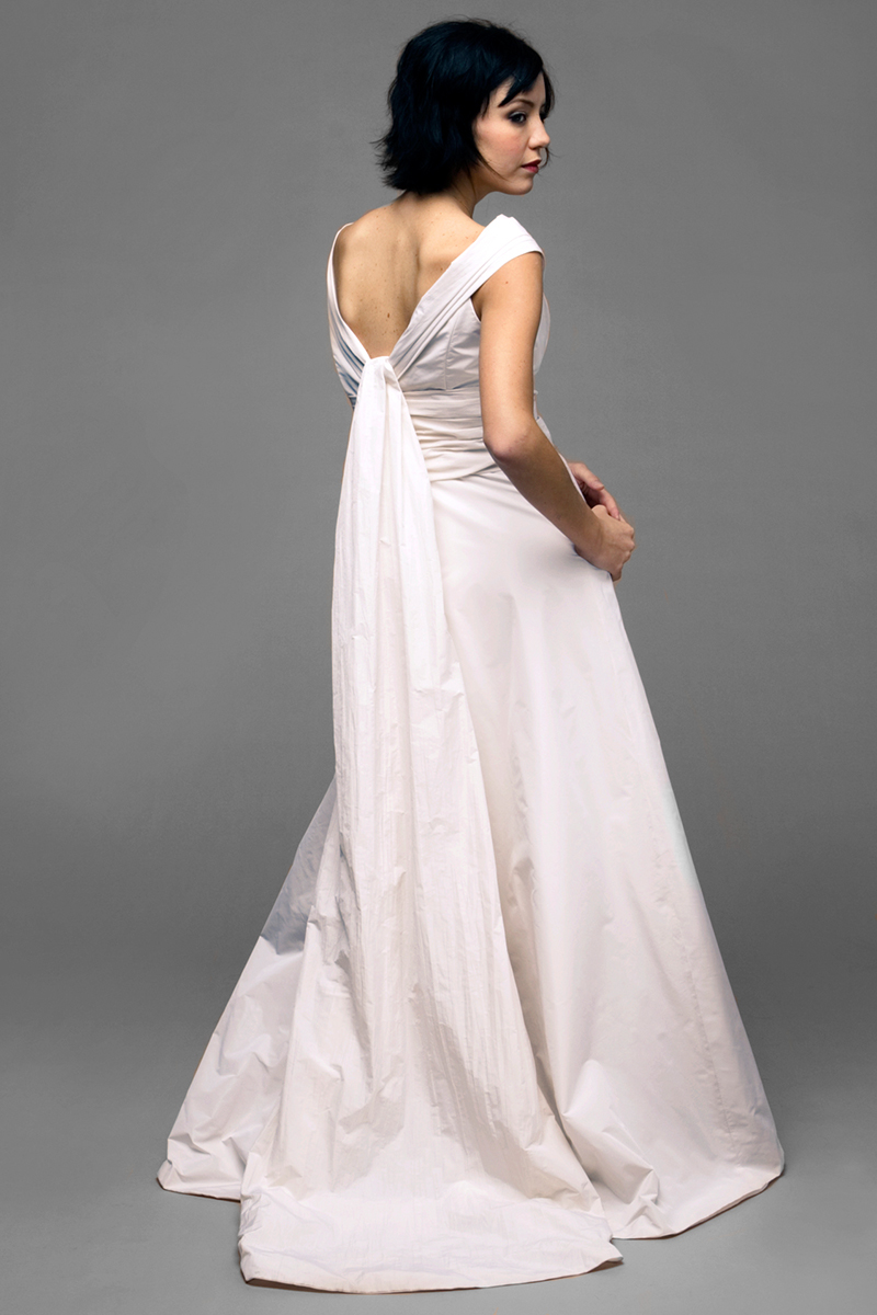 Siri - Bridal Gowns - Watteau Gown 9594