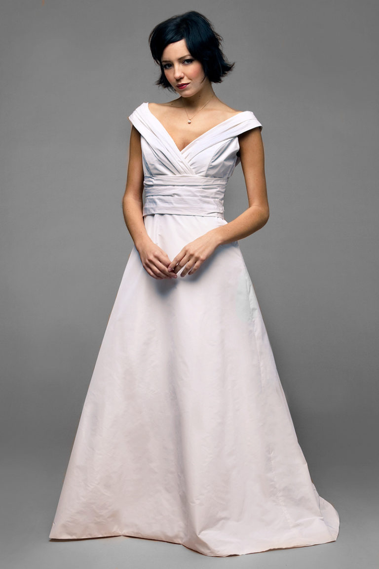 Siri - Bridal Gowns - Sale - Watteau Gown 9594 - San Francisco
