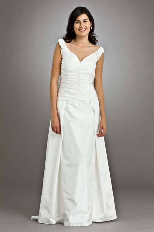 Siri - San Francisco Bridal Gowns - Palosa Verdes Bridal Gown 9772