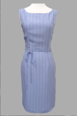 Siri - Day Dress - Sashed Sheath Dress 4490 - San Francisco
