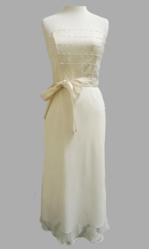 Siri - Bridal Sale - Leslie Caron Dance Dress - San Francisco