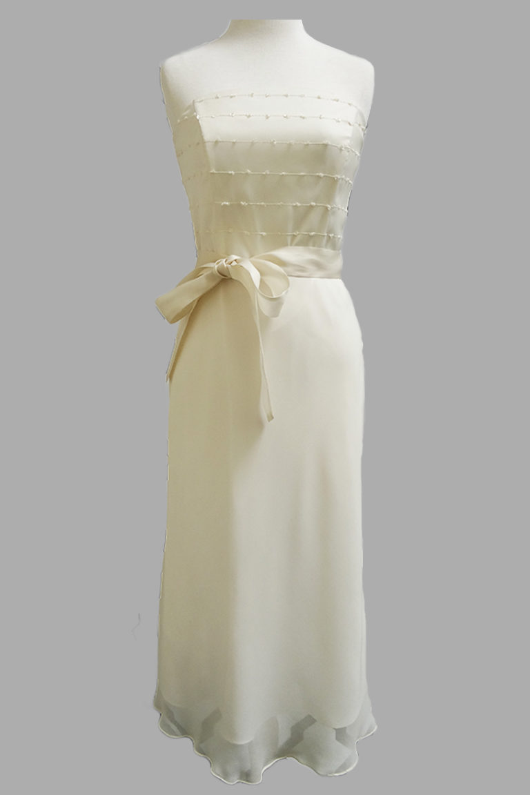 Siri - Bridal Sale - Leslie Caron Dance Dress - San Francisco