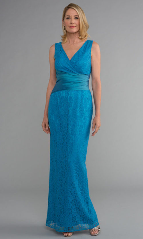Siri - Special Occasion Gown - Constance Gown 5528 - Lace - San Francisco