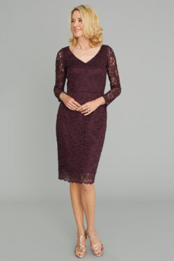 Siri - Cocktail Dress - Delphine Dress 5912 - Lace - San Francisco