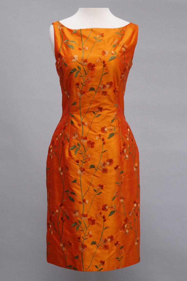 Siri - Cocktail Dress - Day Dress - Babs Dress 5532 - San Francisco