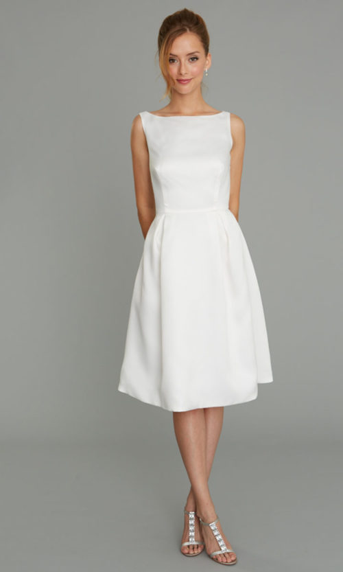 Siri - Bridal Dress - Peggy Sue Dress 9175 - San Francisco