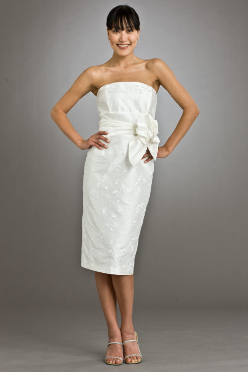 Summer Whites - Cote d'Azur Dress - Siri Dresses - San Francisco