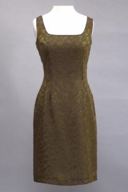 Siri - Day Dress - Cocktail Dress - Scooped Sheath 9741 - San Francisco