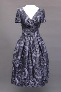 Grey party dress