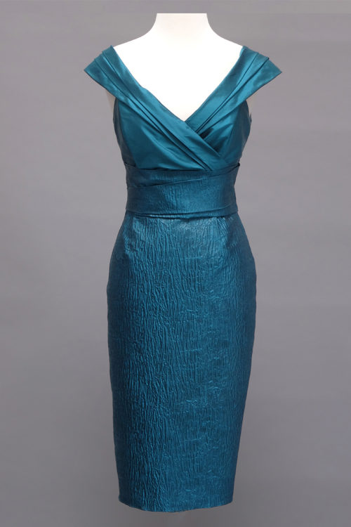 Special Occasion Dress, Portrait Neckline, Gabrielle Dress, 9111, San Francisco