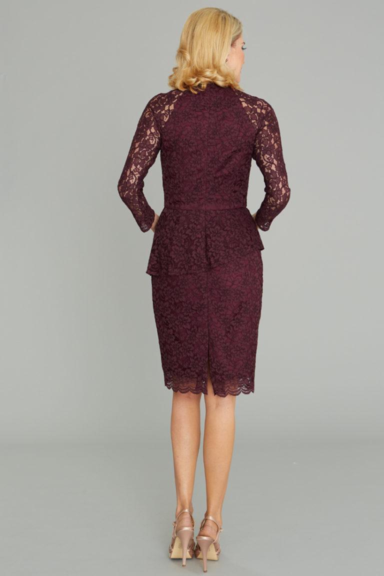 Antonia Dress, Lace Dress