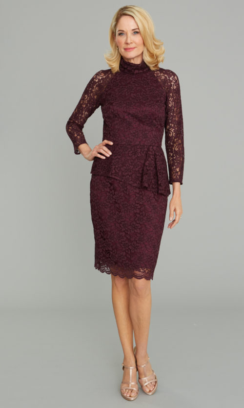Antonia Dress, Lace Dress, San Francisco